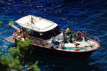 Capri Island and Sorrento Coast...