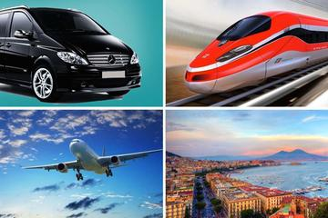 Private Transfer: from Naples (hotel-airport-train station) to Sorrento (hotel)
