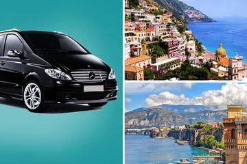 Private Transfer: From Sorrento to Positano with hotel pick-up and drop-off