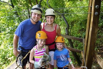 Nogalito Eco Park Canopy Tour