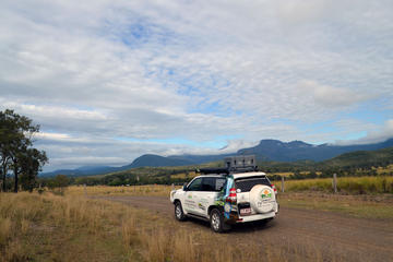 Exploring the Spectacular and Historic Spicers Gap in the path of our...