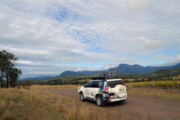 Historic Spicers Gap and Great Dividing Range 4WD Tour from Brisbane
