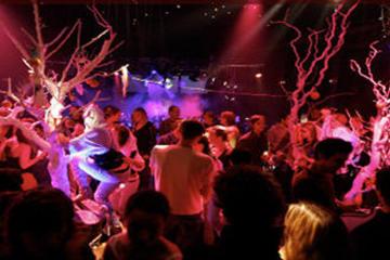 Recorrido de discotecas de Nueva York