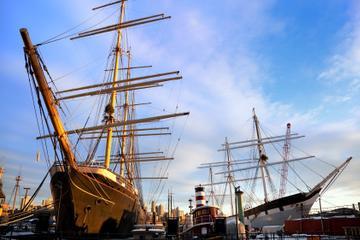 Tour a piedi del porto storico di