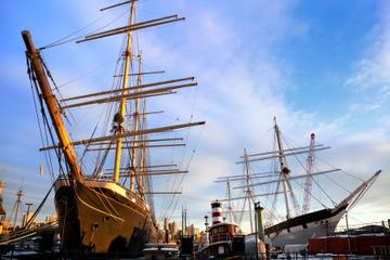 Walking Tour of New York's Historic South Street Seaport