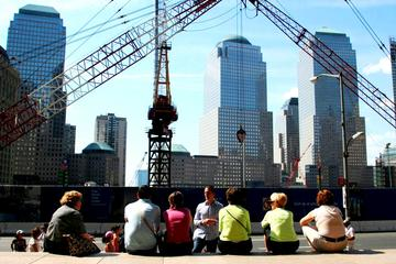 World Trade Center-tour met optioneel ticket voor september 11 Museum