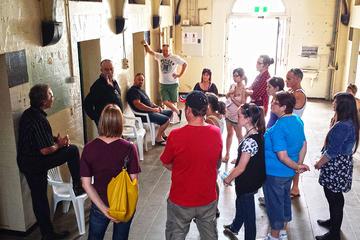 Boggo Road Gaol Ex-Inmate Tour