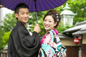 Gorgeous Kimono Plan in Kyoto