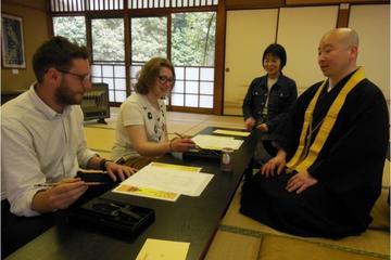 Hiroshima Miyajima Touring Aki Province Experience Zazen and Shabutsu at Misen