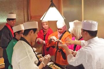 Japan's food culture - Sushi making experience