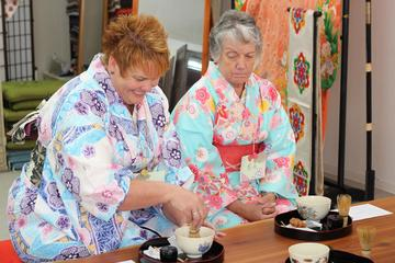Japanese Culture Experience Dressed in Kimono