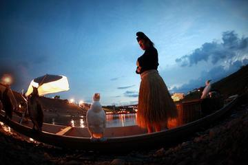 Miyoshi no Ukai - Cormorant fishing show (from Sunday to Thursday)
