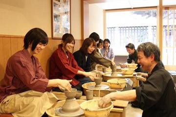 Pottery Wheel Trial - Basic plan in Kiyomizu, Kyoto