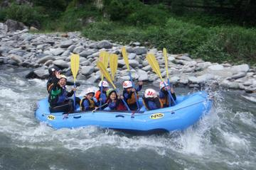 Rafting & Canoe Combo 1 day Tour, at Minakami, Gunma