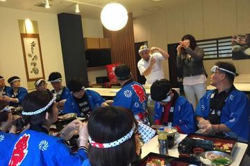 Sushi and Tofu making experience(Nara restaurant)