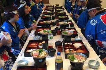Sushi and Tofu making experience(Tenri restaurant)