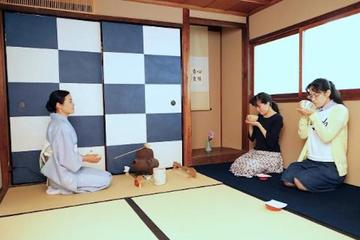 Tea Ceremony Observation and Tasting Course