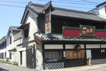 Visit the Largest Cave Storehouse of Sake and Taste the Sake Aged in the Cave