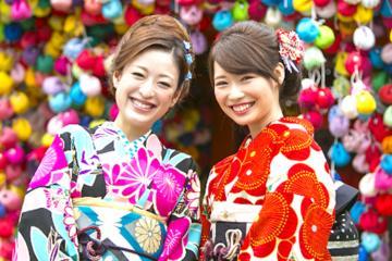 Your favorite Kimono plan in Kyoto