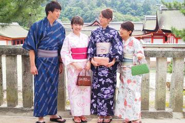 Yukata Rental Plan to Fully Enjoy Summer Trip in Miyajima, Hiroshima
