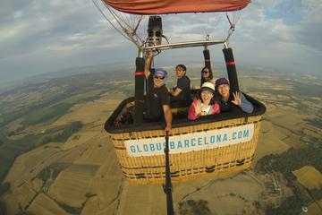 Confort Balloon Rides from Barcelona...