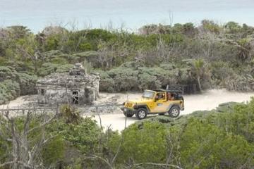 Cozumel Jeep und Schnorchel Abenteuer Ausflug