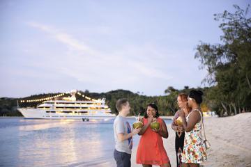 Fiji Blue Lagoon 5-Day Cruise