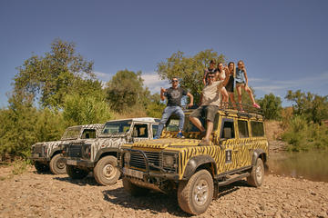 Full Day Jeep Safari tour with Lunch...