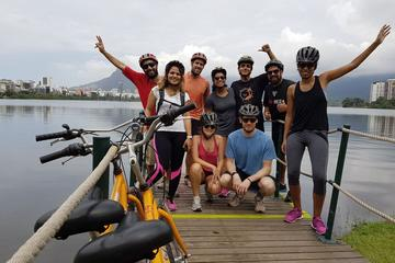 Carioca Sunset Bike Tour Including Beaches Lagoon and Botanical...