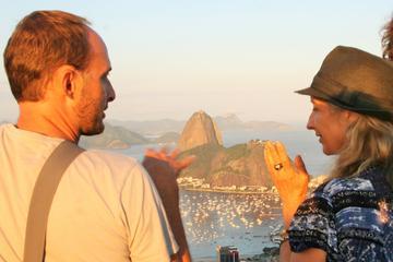 Corcovado, Christ Statue and Favela ...