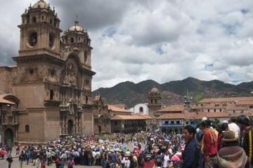 Cusco Märkte und Ruinen Ausflug in kleiner Gruppe
