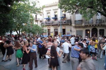 Excursão a pé pelos pontos de tango mais badalados de Buenos Aires