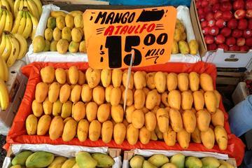 Excursão gastronômica e pelos mercados da Cidade do México