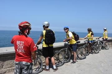 Excursão litorânea de bicicleta para...