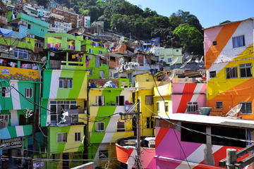Favela Tour Experience and Meeting ...