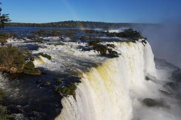 Guided Small-Group Tour to Brazilian Iguassu Falls