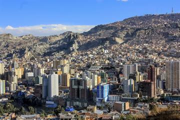 La Paz in kleiner Gruppe Sightseeing Tour: Plaza Murillo, San Pedro...