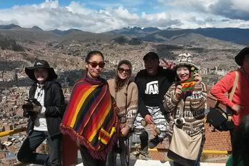 La Paz in kleiner Gruppe Sightseeing...