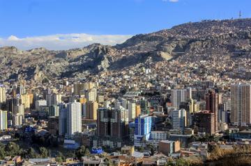 La Paz Small-Group Sightseeing Tour...