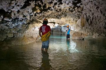 Mayan Underworld Tour from Playa del Carmen with Park Admission and Lunch