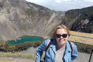 Total San Jose Tour: Cartago, Irazu Volcano and Nightlife Adventure