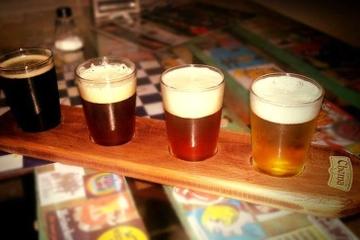 Visita de cata de cerveza en San José