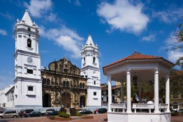 Visita turística por la ciudad de Panamá, con esclusas de Miraflores