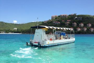 Semi-Submarine Cruise at Coral World Ocean Park in St Thomas