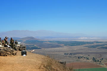 2-Day Small-Group Golan Heights Tour...