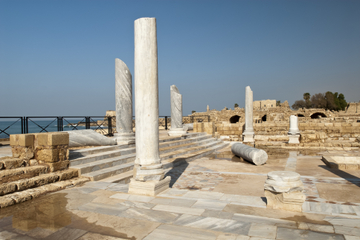 """5-tägige """"Best of Israel""""-Tour ab Tel Aviv: Jerusalem, Totes Meer..."""