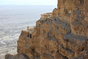 Dagtrip Massada en natuurreservaat Ein Gedi vanuit Tel Aviv