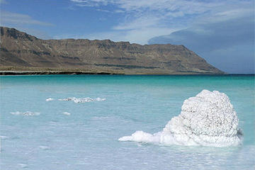 Dead Sea Spa and Wellness Trip from Jerusalem