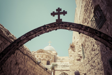 Excursão a pé por Jerusalém: Nos passos de Jesus