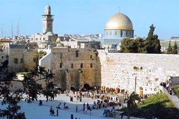 Excursão Melhor de Israel em 2 dias: Jerusalém Antiga, Belém, Masada...